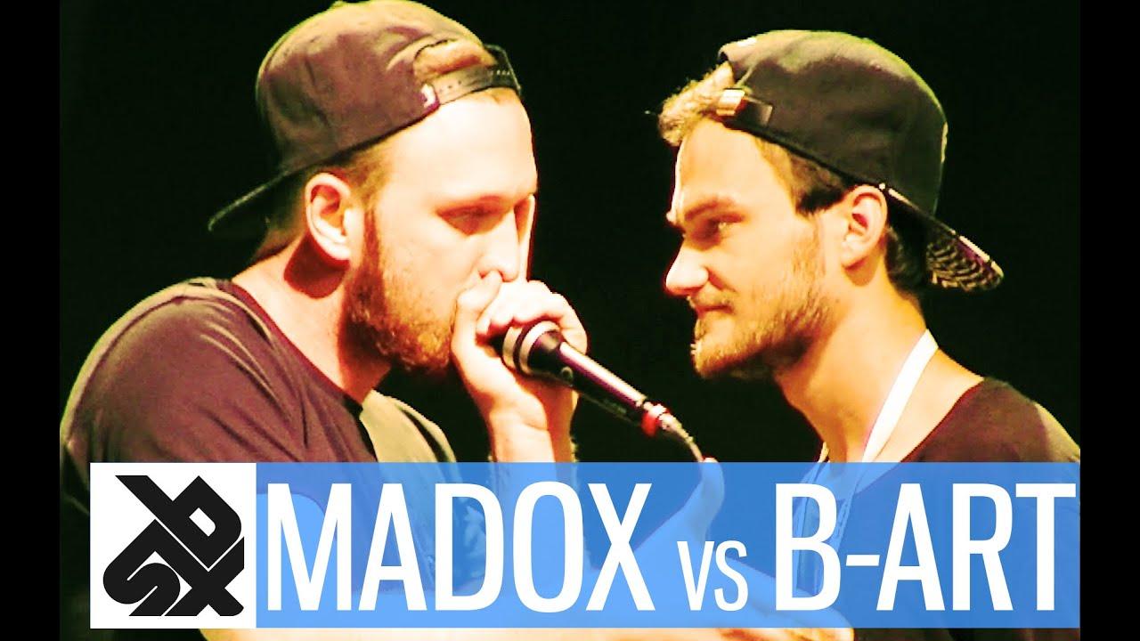 B Art: Shootout Beatbox Battle 2016