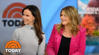 Jenna And Barbara Bush Talk 'Sisters First' On The 3rd Hour | TODAY