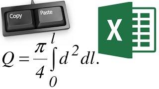 Как скопировать формулу в Excel?(Формул в Экселе создается очень много, а создавать формулу каждый раз заново довольно неудобно. Для упрощен..., 2016-04-02T14:54:04.000Z)
