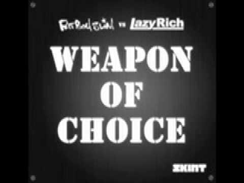 Fatboy Slim - Weapon Of Choice (Lazy Rich Remix)