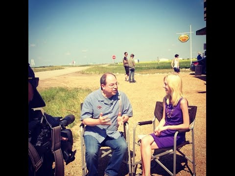 Brent Butt 'Corner Gas Movie' interview- Lindsay Dunn