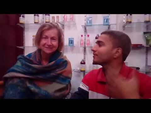 RW Rishikesh Writings || TALKS WITH CHRISTINA ||FRENCH  NAT GEO EDITOR