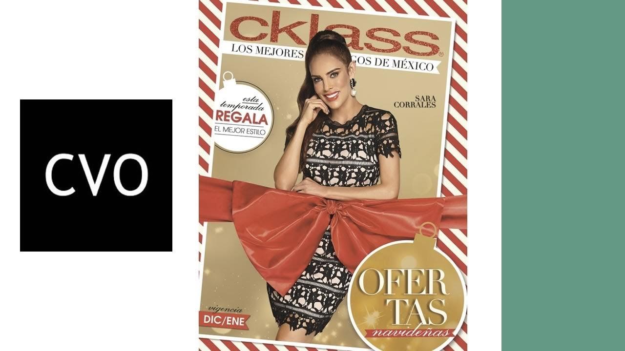 5fca7024d Catálogo Cklass: OFERTAS Navideñas 2018 en Vestidos, Zapatos ...