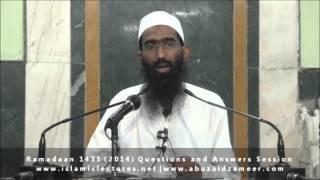 Kya Walidayn ki wafat par Sabr karne par sawab milega | Abu Zaid Zameer