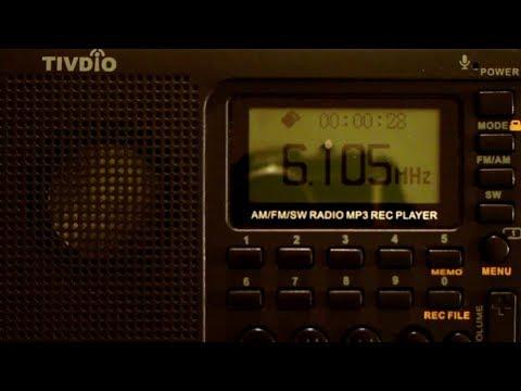 TIVDIO V-115 - 6105 kHz - NHK World Radio Japan