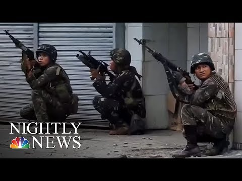 Dozens Suffocate In Manila Casino Resort During Bizarre Attack | NBC Nightly News