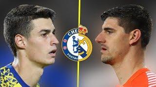 Kepa Arrizabalaga VS Thibaut Courtois - Best Saves Ever - 2018