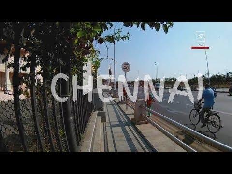 Chennai, India | A Day Tour Glimpse  | Marina Beach,Mgr Memorial, Amma, Market, Museum | Semi Vlog