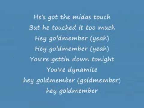 hay goldmember by beyonce lyrics