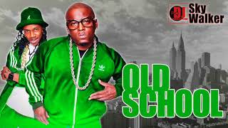 Old School Miami Bass Hip Hop Rap Music | Twerk Dance Club Black Songs Mixtape | DJ SkyWalker