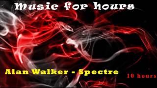 10 Hours of Alan Walker - Spectre