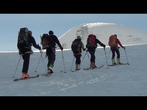 La Haute Route Chamonix Zermatt par Bourg Saint-Pierre (2014)