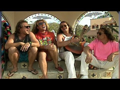 Van Halen - Cabo Wabo (1988) (Remastered) HQ
