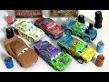 Cars 3 Demo Derby Collection Synthetic Rubber Tires