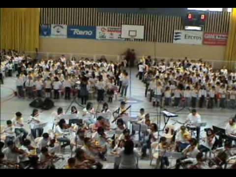 fragment cantata st. Jordi 2010 (Vila-seca)