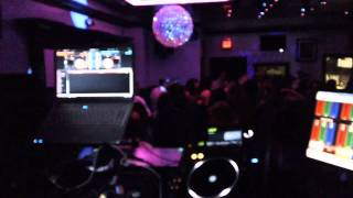 DJ Cruel ONE rocking at Celebrities Lounge