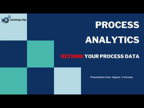 Industrial Analytics tool for Process Engineers - troubleshoot problems super fast