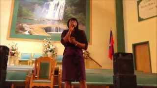 Temwayaj, Adoration et Louange, Nadege Noel, Music Evangelique Haitienne