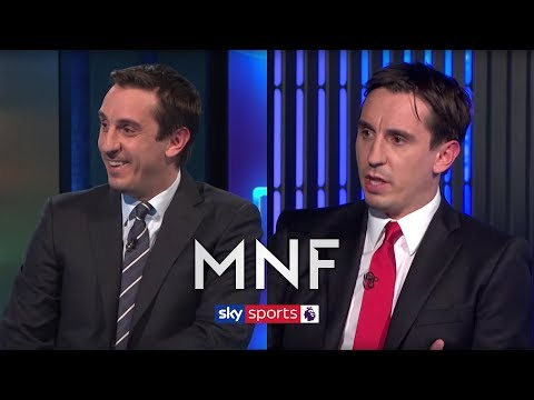 Gary Neville's best moments on Sky Sports