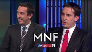 Gary Neville's best moments on Sky Sports! | MNF