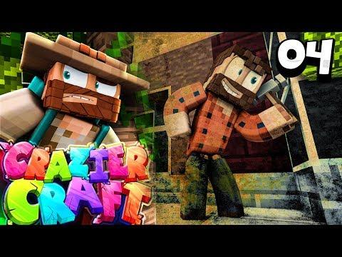 """I DID THE UNTHINKABLE!!"" |  Minecraft Crazier Craft SMP Episode 4"