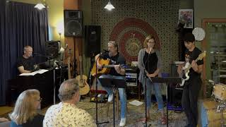 John and Cheryl Performing Angel From Montgomery Main Street Music and Art Studio
