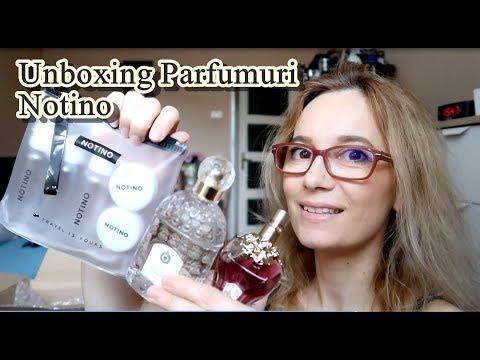 Mostre parfum notino