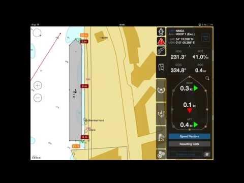 Transas Pilot PRO Navigation Tips - Part 2,  Berthing