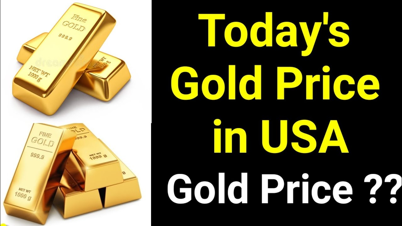 Gold Ounce Us America
