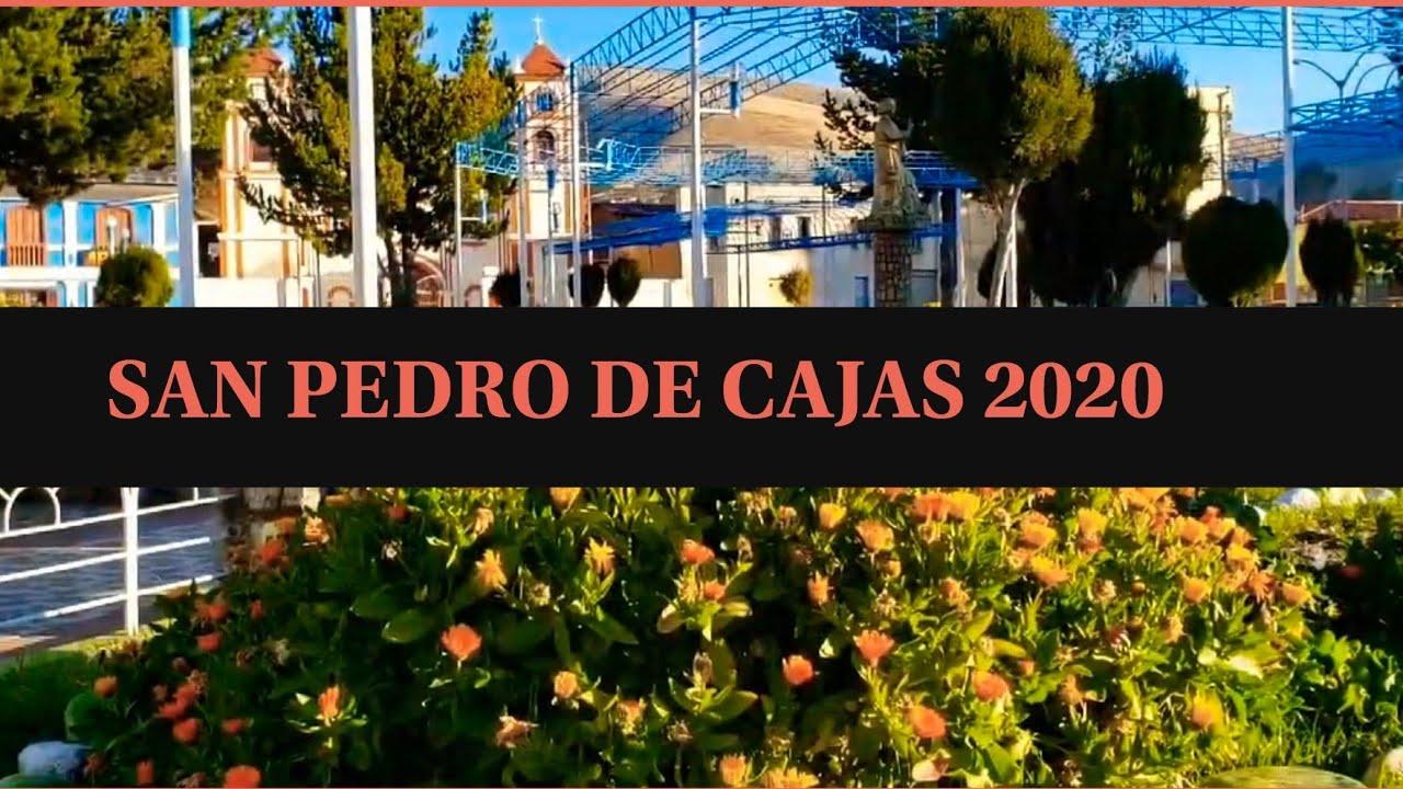 SAN PEDRO DE CAJAS 2020