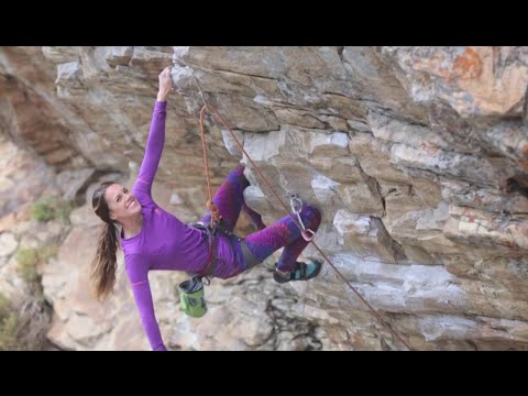 Climbing Is My Yoga - Black Monday 5.11 - Big Cottonwood UT HD