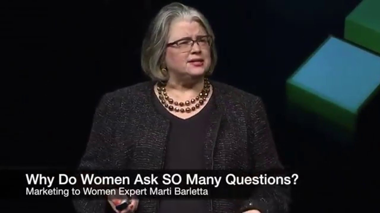 Why Do Women Ask SO Many Questions? - YouTube