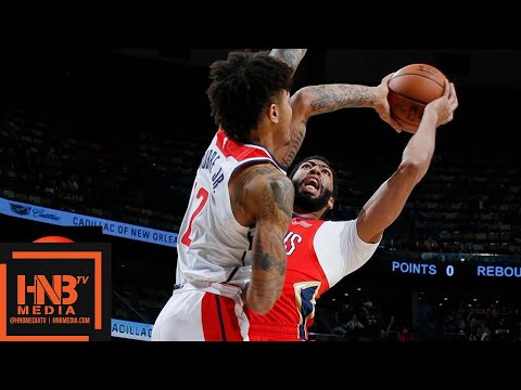 New Orleans Pelicans vs Washington Wizards Full Game Highlights | 11.28.2018, NBA Season