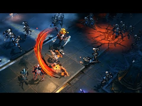 Diablo Immortal Gameplay Trailer