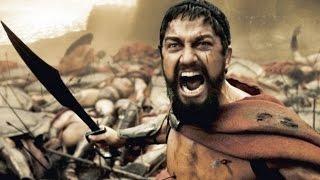 300 спартанцев (2007)— русский трейлер