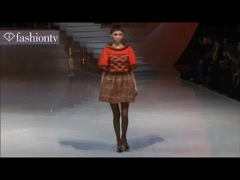 The Best of Asian Fashion: November 2013 on FashionTV