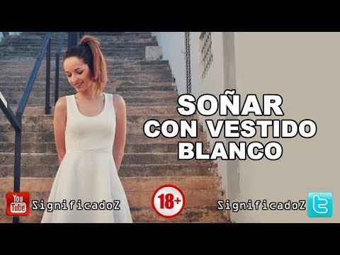 Significado De Soñar Con Vestido Blanco Que Significa By