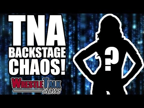 BIG TNA Backstage Releases & Changes! WWE Wants TNA Champion