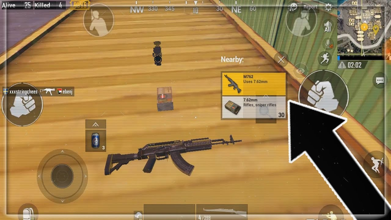M762 Pubg: How To Find The NEW BERYL M762 In Pubg Mobile 0.9.1 Global