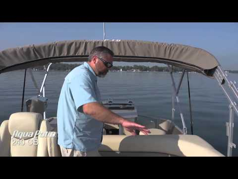 Aqua Patio 240 CB Product Walk-Through