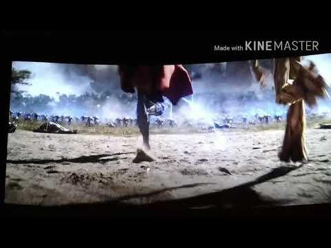 Bring me thanos!! Thors entry. Epic scene.