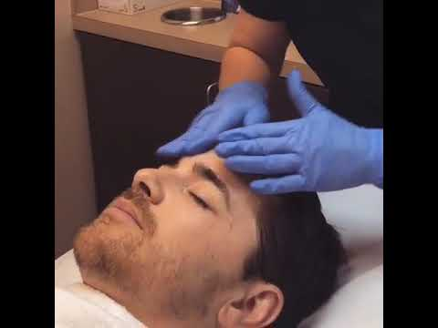 Dr. Robb Gets A Facial!