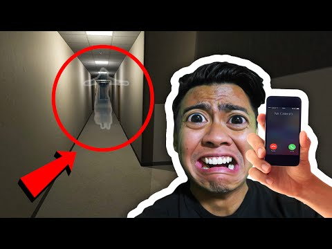 Thumbnail: GHOST CAUGHT IN HALLWAY! | Nighttime Visitor