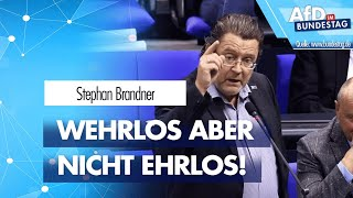 Stellungnahme von Stephan Brandner zum Bevölkerungsschutzgesetz