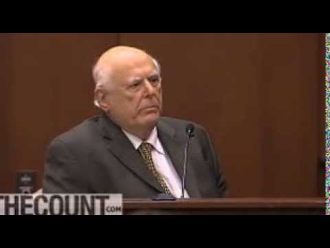 Zimmerman Trial Forensic Pathologist Vincent DiMaio Testimony for Defense 07092013 Pt 1/5 Mirrored