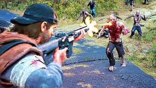 DAYS GONE Gameplay (NOUVELLE, 2018) PS4