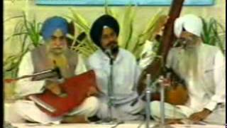 Prof Kartar Singh Ji in Adutti Gurmat Sangeet Sammelan.DAT