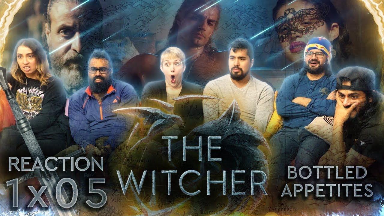 Download The Witcher - 1x5 Bottled Appetites - Group Reaction