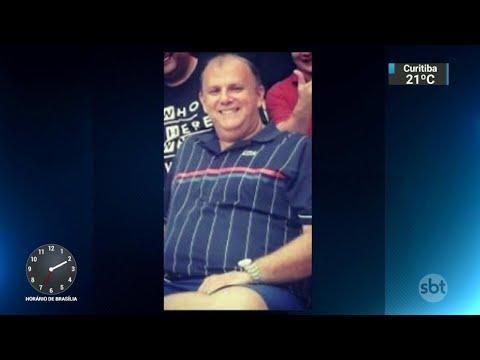 Empresário reage a assalto e é morto em frente ao filho | SBT Notícias (16/03/18)