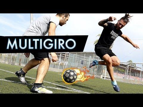 Multigiro Panna (Caños) - Tutoriales y Videos de Futbol, Trucos Freestyle y Goles